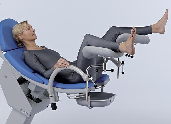 фото у генеколога на кресле